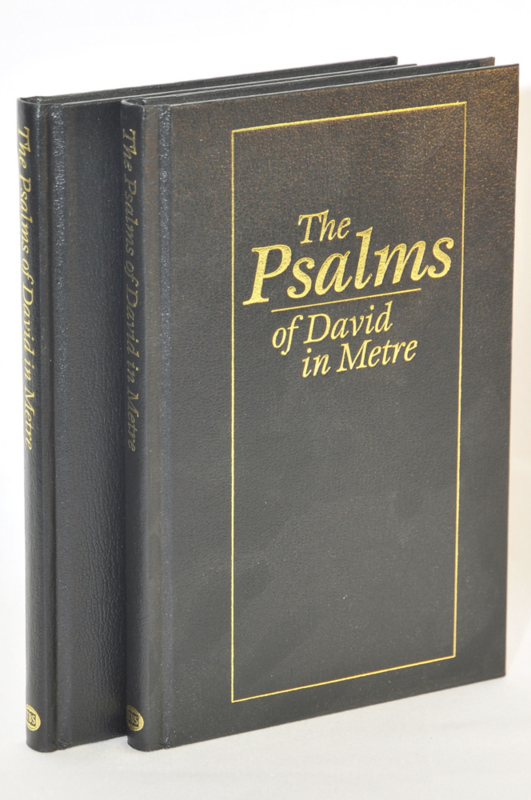 Trinitarian Bible Society-The Psalms of David in Metre (nieuw)