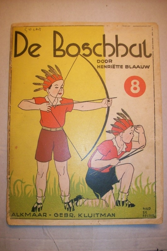 Blaauw, Henriëtte-De Boschhut