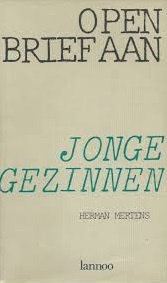 Mertens, Herman-Open brief aan jonge gezinnen