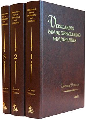 NIEUW: Durham, James-Uitlegging Openbaring van Johannes (3 delen)