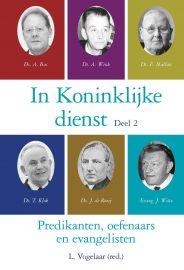 Vogelaar, L. (red.)-In Koninklijke dienst, deel 2 (nieuw)