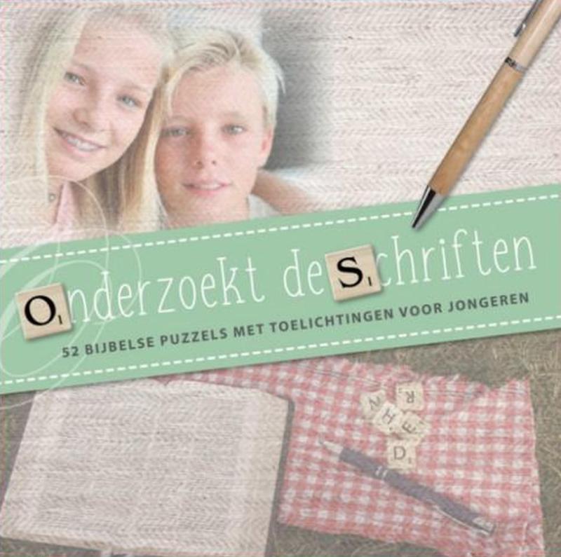 Westerbeke, Thirza-Onderzoekt de Schriften (nieuw)