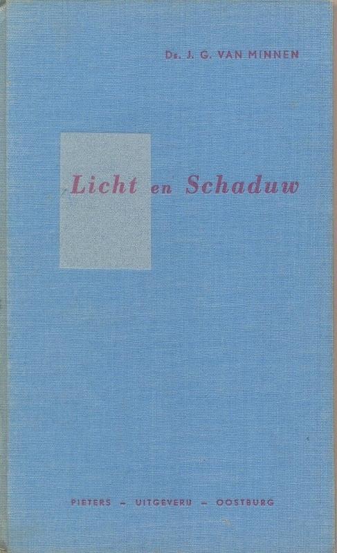 Minnen, Ds. J.G. van-Licht en Schaduw