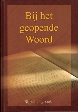 Blok, Ds. P. (e.a.)-Dagboek Bij het geopende Woord 2009