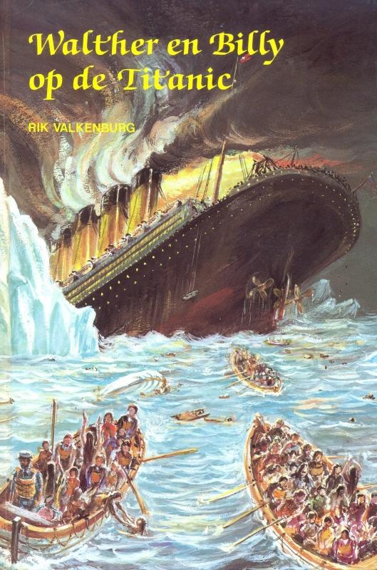 Valkenburg, Rik-Walther en Billy op de Titanic