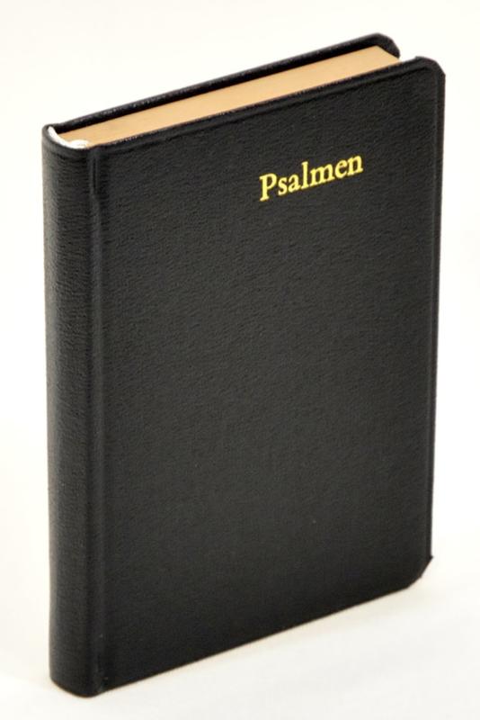 GBS-Psalmboek berijming 1773 (nieuw)