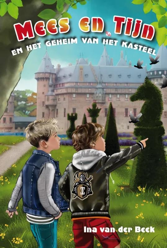 Beek, Ina van der-Mees en Tijn en het geheim van het kasteel (nieuw)
