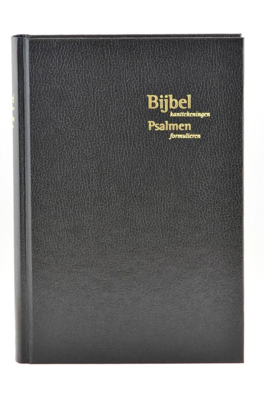 GBS-Kanttekeningenbijbel (kunstleer) (nieuw)