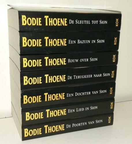 Thoene, Bodie-Kronieken van Sion (compleet, 7 delen)