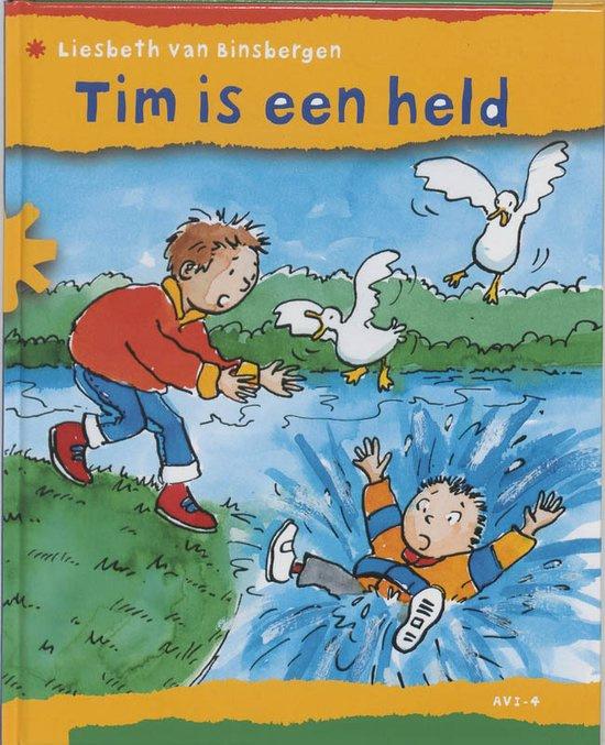 Binsbergen, Liesbeth van-Tim is een held (nieuw)