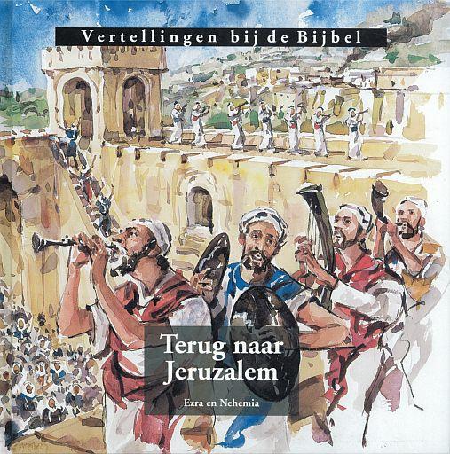 Meeuse, Ds. C.J.-Terug naar Jeruzalem