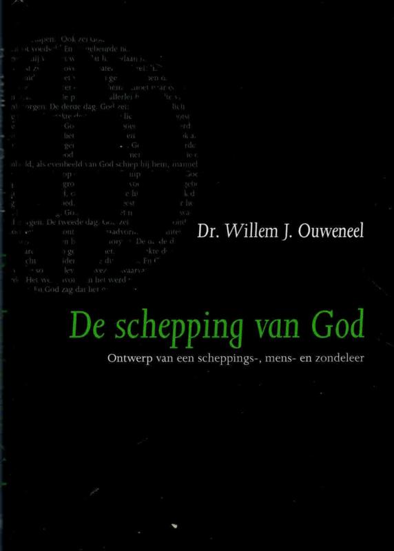 Ouweneel, Dr. Willem J.-De schepping van God (nieuw)