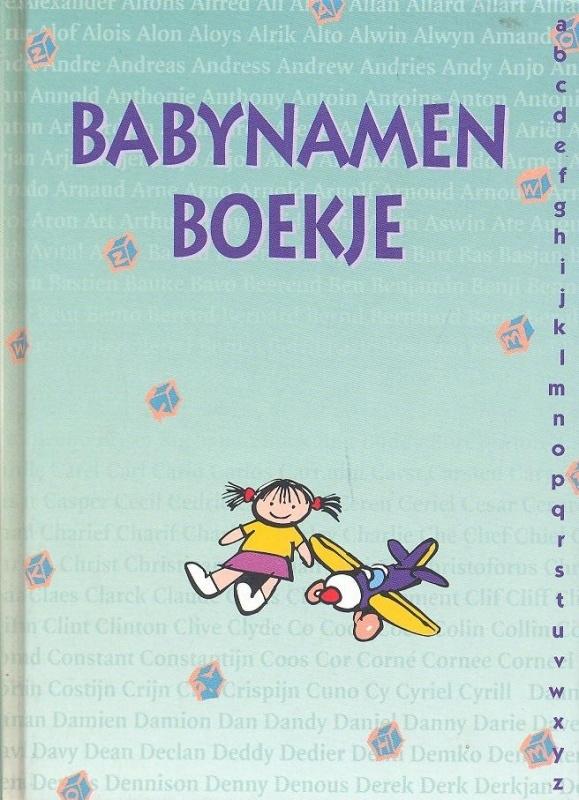 Berkel, Gerald van (e.a.)-Babynamenboekje