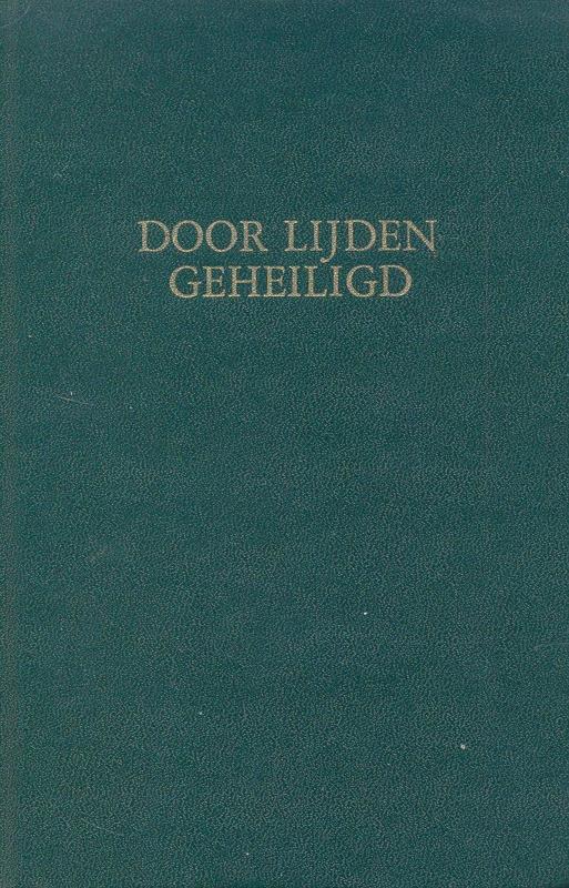 Schipaanboord, Ds. G.-Door lijden geheiligd