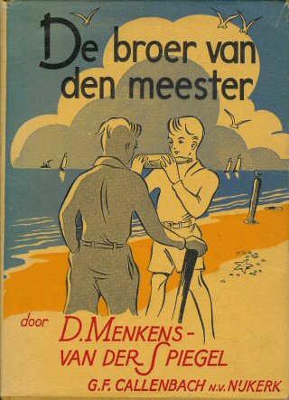 Menkens-van der Spiegel, D.-De broer van den meester