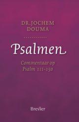Douma, Dr. Jochem-Psalmen; commentaar op Psalm 111-150 (nieuw, licht beschadigd)