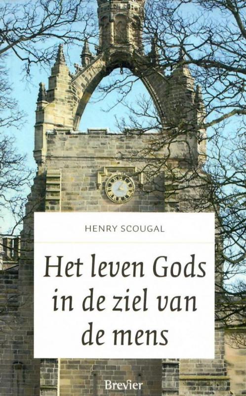 Scougal, Henry-Het leven Gods in de ziel van de mens (nieuw, licht beschadigd)