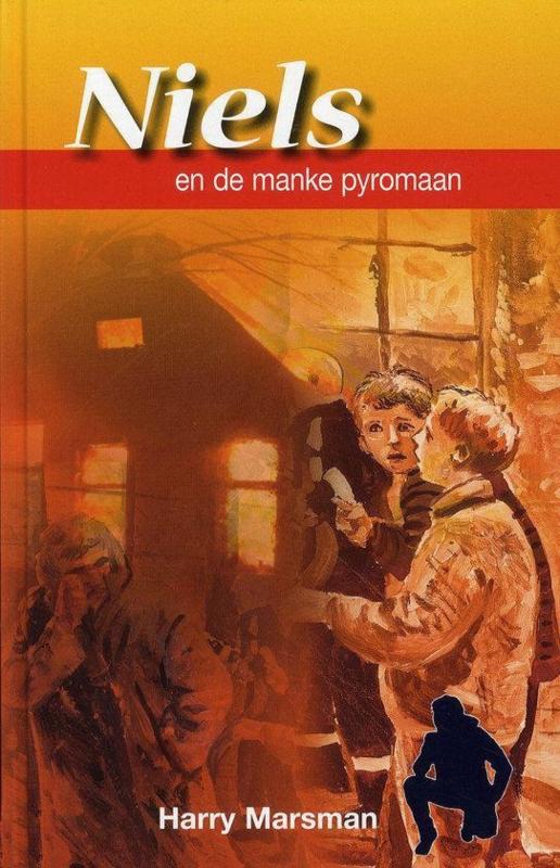 Marsman, Harry-Niels en de manke pyromaan (nieuw)