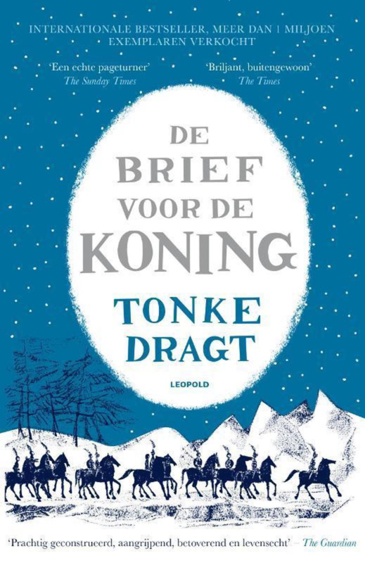 Dragt, Tonke-De brief voor de koning (nieuw)