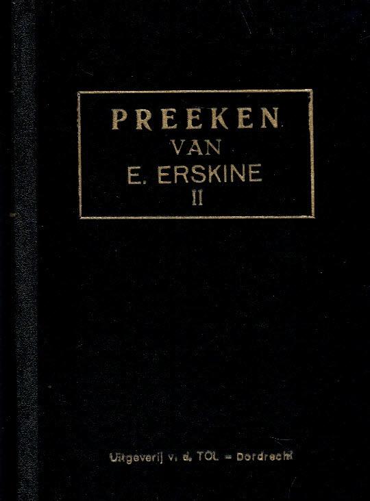Erskine, Ebenezer-Preeken (deel 2)