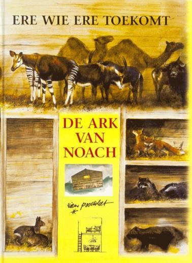 Poortvliet, Rien-De ark van Noach (nieuw)
