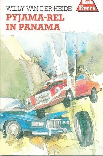 Heide, Willy van der-Pyjamarel in Panama (nieuw)
