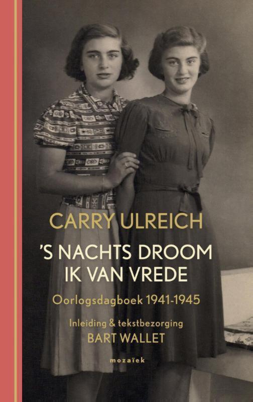 Ulreich, Carry-'s Nachts droom ik van vrede (nieuw)