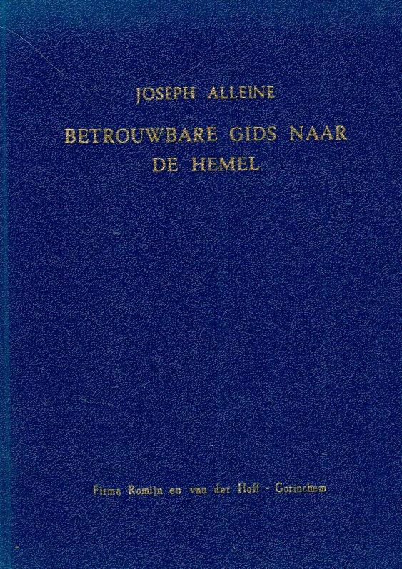 Alleine, Jozef-Betrouwbare gids naar de hemel