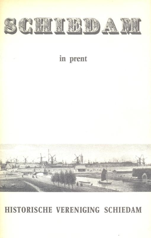 Beukers, Fred M.-Schiedam in prent