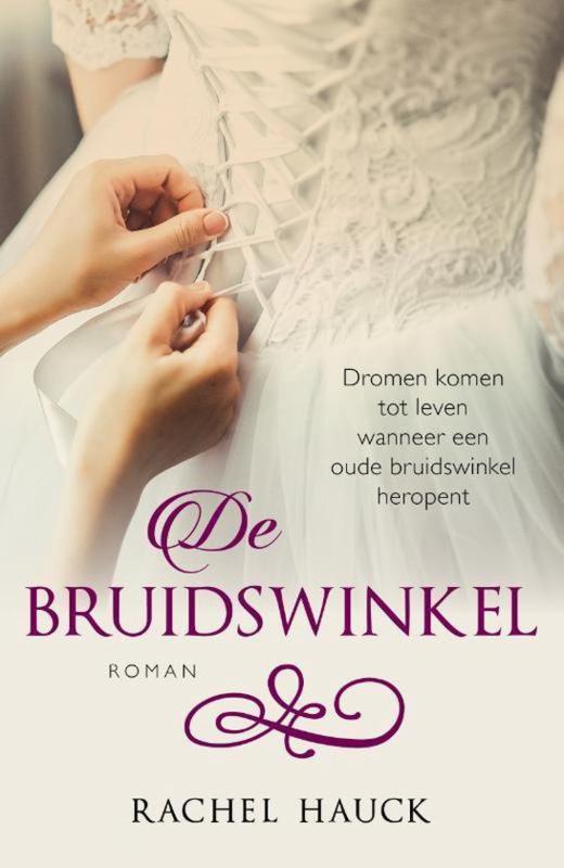 Hauck, Rachel-De bruidswinkel (nieuw)