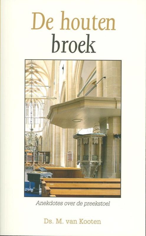 Kooten, Ds. M. van-De houten broek (nieuw)