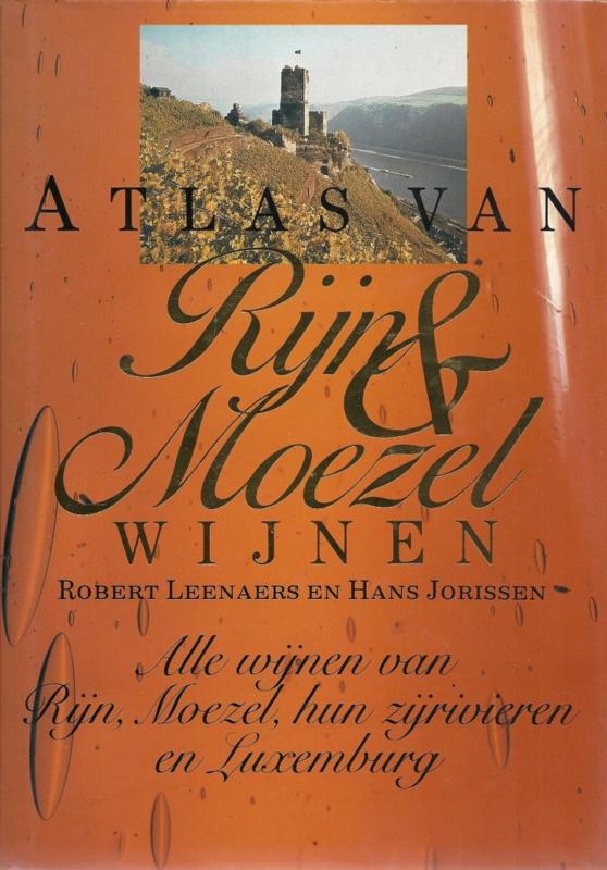 Leenaers, Robert en Jorissen, Hans-Atlas van Rijn & Moezelwijnen