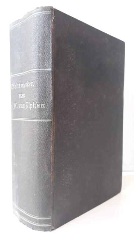 Nepveu, Mr. J.I.D. van-Dichtwerken van Hieronymus van Alphen
