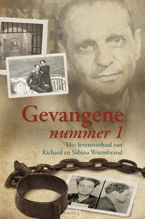 George, Rebecca P.-Gevangene nummer 1 (nieuw)
