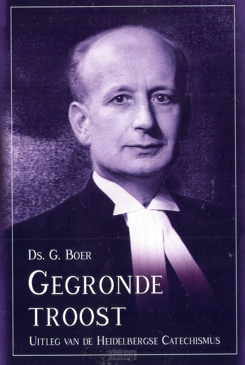 Boer, Ds. G.-Gegronde Troost (nieuw)