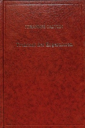 Calvijn, Johannes-Traktaat der Ergernissen