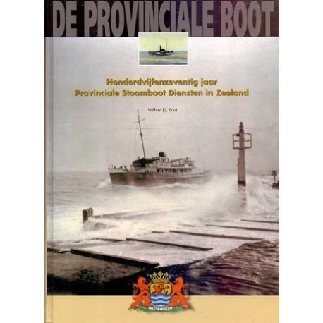 Boot, Willem J.J.-De Provinciale boot