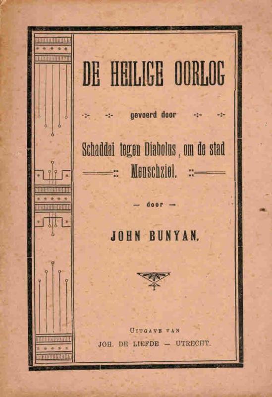 Bunyan, John-De Heilige Oorlog