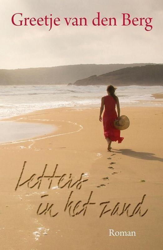 Berg, Greetje van den-Letters in het zand (nieuw)