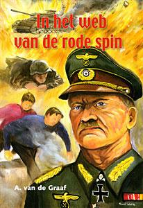 Graaf, A. van de-In het web van de rode spin (nieuw)