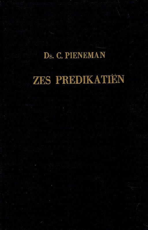 Pieneman, Ds. C.-Zes predikatiën