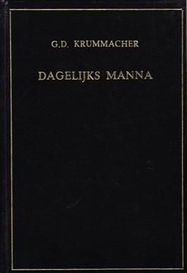 Krummacher, G.D.-Dagelijks Manna