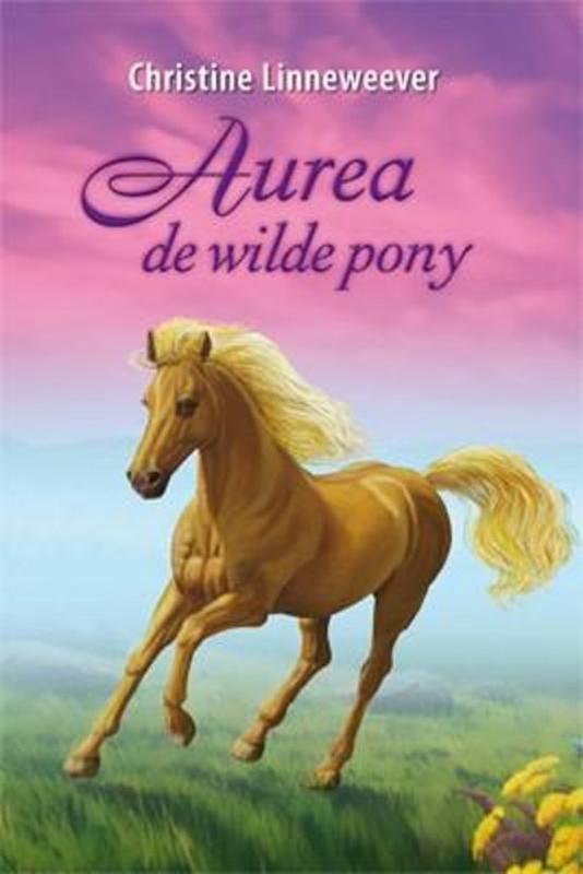 Linneweever, Christine-Aurea de wilde pony (nieuw, licht beschadigd)
