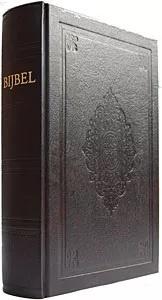 GBS-Huisbijbel Statenvertaling met kanttekeningen, met goudsnee