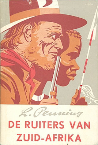 Penning, L.-De Ruiters van Zuid Afrika