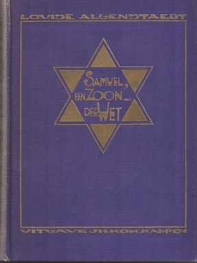 Algenstaedt, Louise-Samuël, een zoon der wet