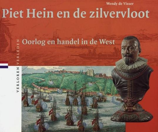 Visser, Wendy de-Piet Hein en de zilvervloot (nieuw)