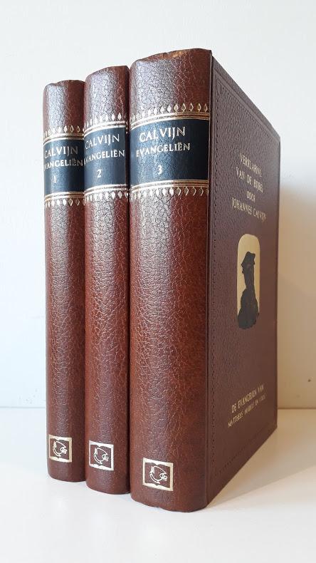 Calvijn, Johannes-De Evangelien van Mattheus, Markus en Lukas