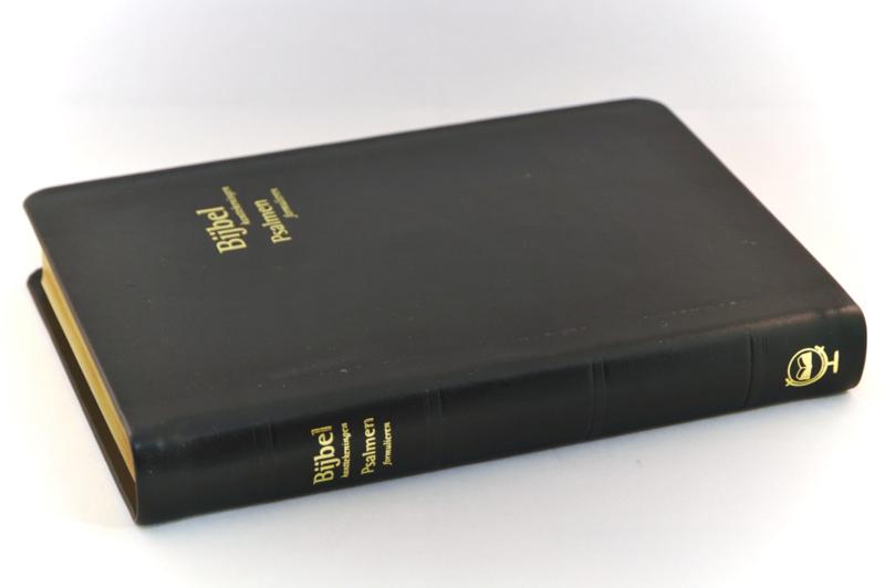 GBS-Kanttekeningenbijbel (leer) (nieuw)