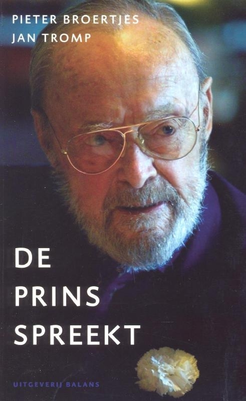 Broertjes, Pieter en Tromp, Jan-De prins spreekt